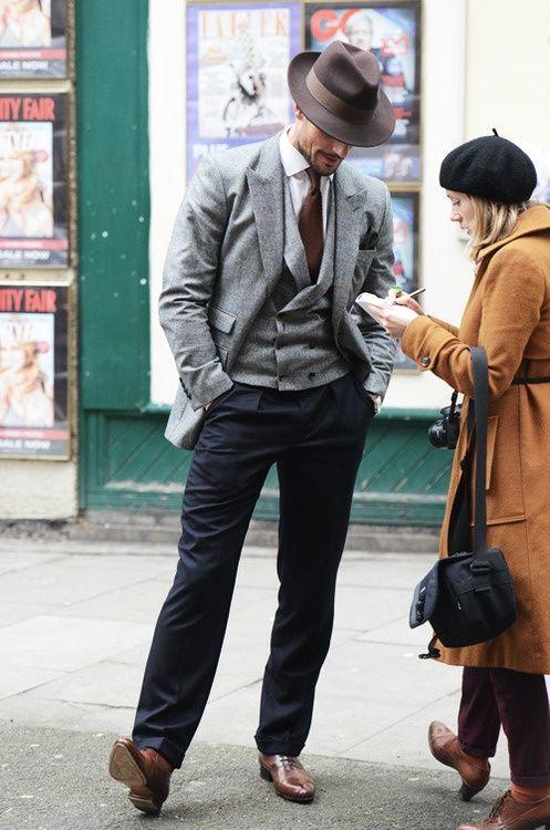 David Gandy, being professionally good-looking