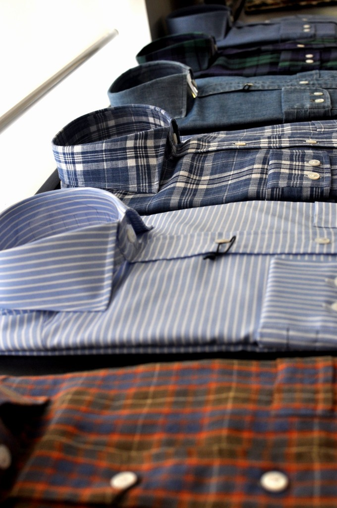 Shirts from Cleeve of London