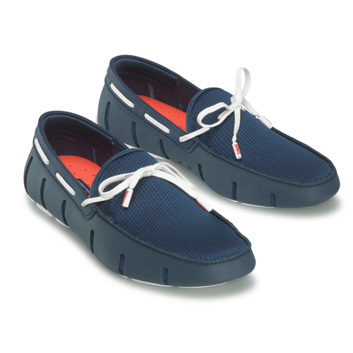 Swims loafers navy