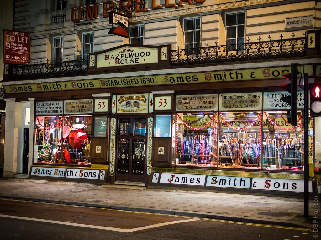 James Smith Exterior