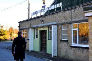 Factory Visit – Corgi. Wales.