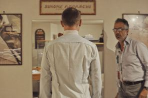 Simone Abbarchi – Bespoke Shirt – First Fitting
